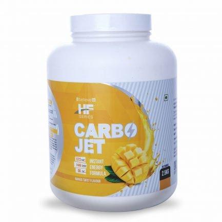 Health Farm Carbo Jet - Mango Twist (2.5 Kg)