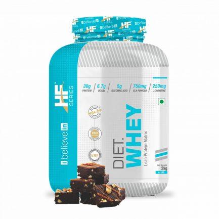 Health Farm Diet Whey (Lean Protein) (Coffee Toffee) (2 Kg)