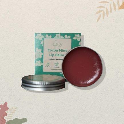 Foy Naturals Coco Mint Moisturizing Lip Balm (15gm)