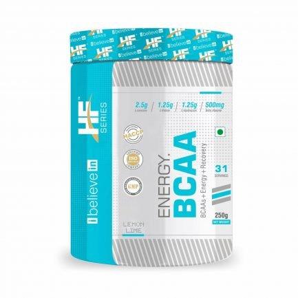 Health Farm Energy BCAA - Lemon Lime (250gm)
