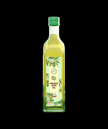 Orgabite Organic Olive Oil (500ml)