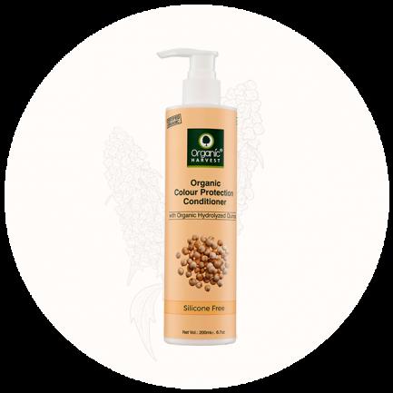Organic Harvest Colour Protection Conditioner - Quinoa (200ml)
