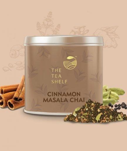 The Tea Shelf Cinnamon Masala Chai