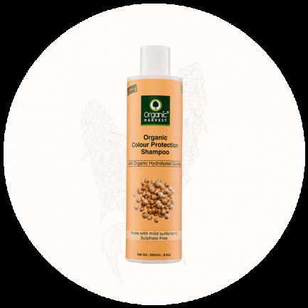 Organic Harvest Colour Protection Shampoo - Quinoa (250ml)