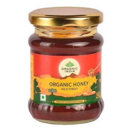 Organic India Honey Wild Forest (250gm)