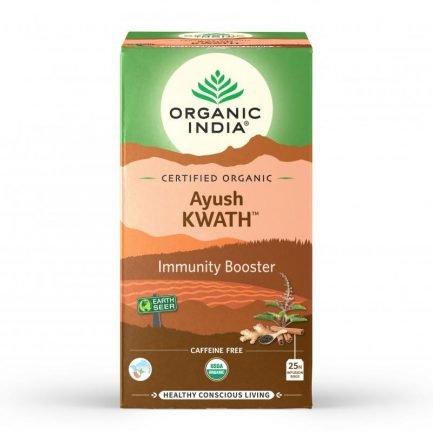Organic IndiaAyush Kwath -Immunity Booster