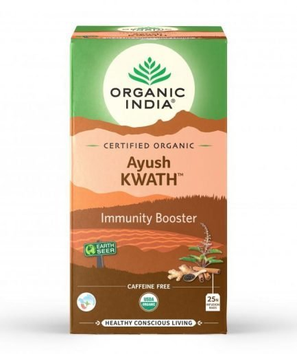 Organic India Ayush Kwath - Immunity Booster