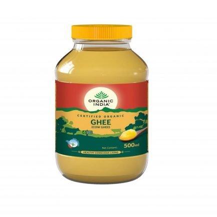 Organic India 100% Organic Ghee (500gm)