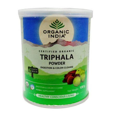 Organic India Triphala Powder (100gm)