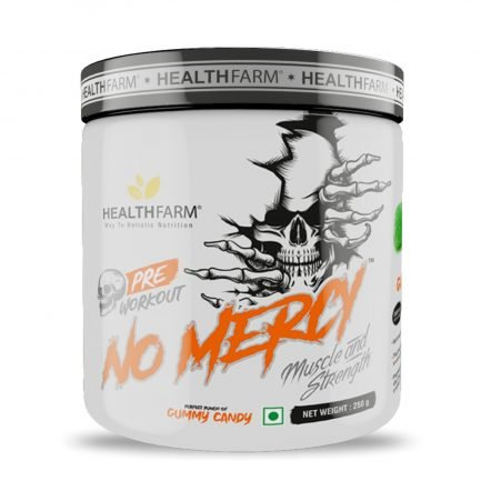 Health Farm No Mercy Pre-Workout (250gm)