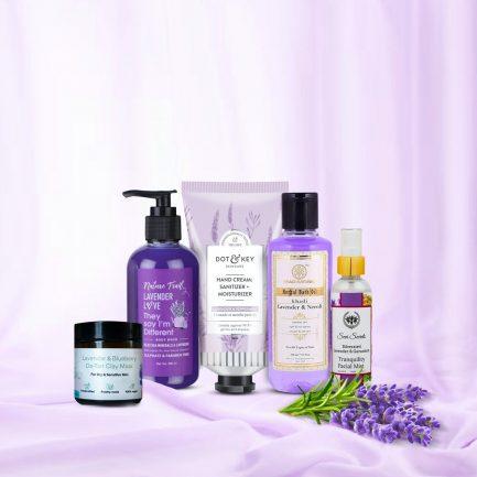 Organic Love Box - Lavender