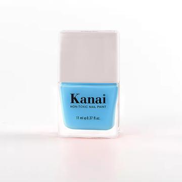 Kanai Organics Nail Paint-Kanai Blue (11ml)