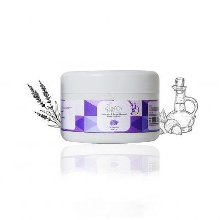 Foy Naturals Lavender & Sweet Almond Body Yoghurt For Dry Skin