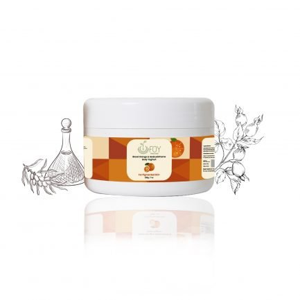 Foy Naturals Blood Orange & Sea Buckthorn Body Yoghurt For Pigmented Skin