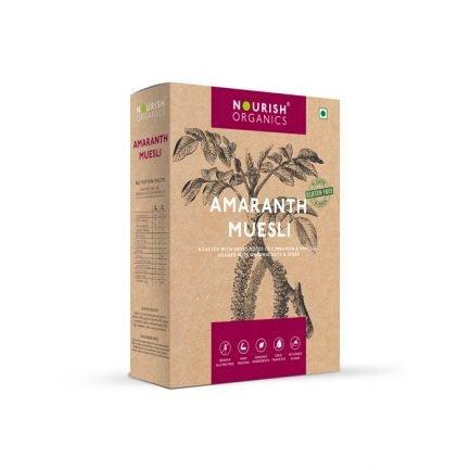 Nourish Organics - Amaranth Muesli (300gm)