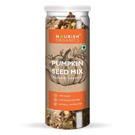 Nourish Organics – Pumpkin Seed Mix (120gm)