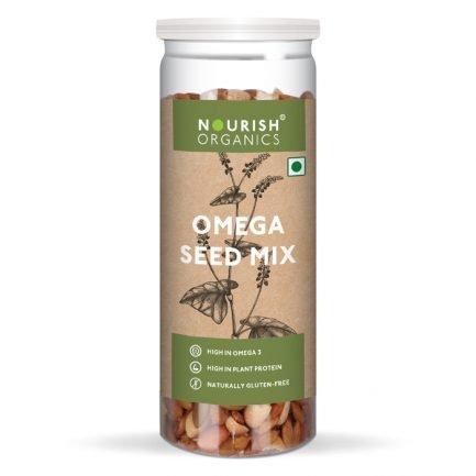 Nourish Organics – Omega Seed Mix (150gm)