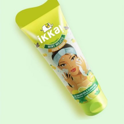 Ikkai Mint Mojito Facewash 100gm