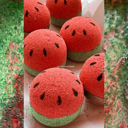 Watermelon Bath Bomb (120gm)