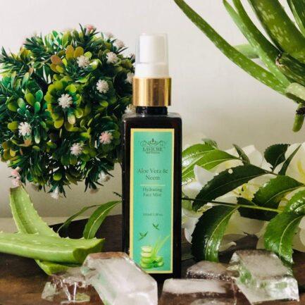Laviche -Aloe Neem Face Mist (100ml)