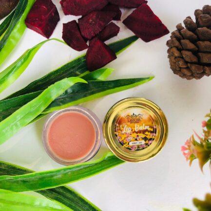 Laviche - Beetroot Lip Balm (7gm)