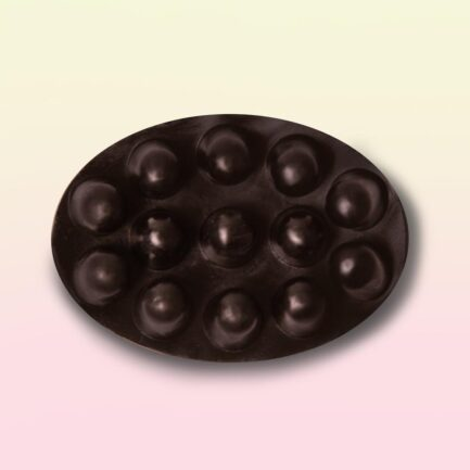 Laviche - Charcoal Massage Bar Soap (100gm)