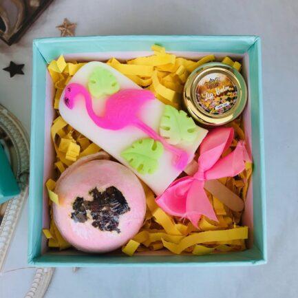 Laviche - Flamingo Box