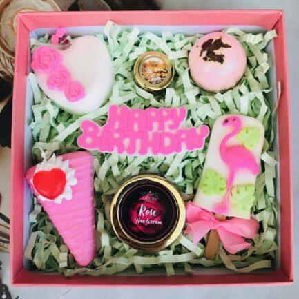 Laviche - Happy Birthday Box