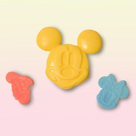 Laviche - Mickey Mouse Disney Soaps (100gm)