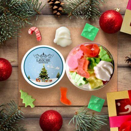 Laviche - Mini Christmas Soaps (160gm)