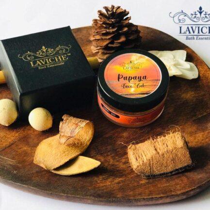 Laviche - Papaya Face Gel (50gm)