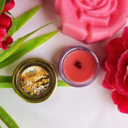 Laviche - Rose Lip Balm (7gm)