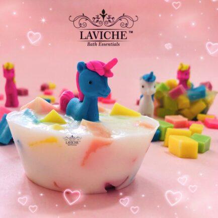 Laviche - Unicorn Eraser Soap (100gm)