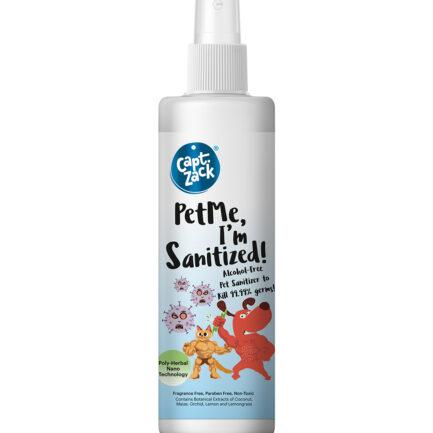 PetMe, Sanitized 250ml