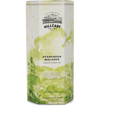 The Hillcart Tales Evergreen Mélange Tea