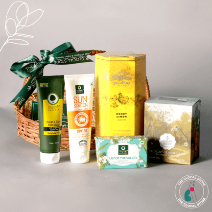 a gifting paradise brought together by nature kit