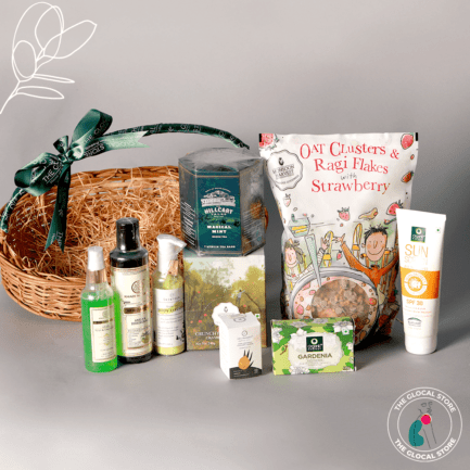 a perfect blend of products for that special gift kit